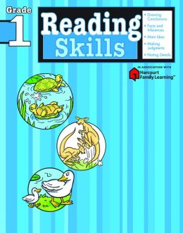 Reading Skills, Grade 1 (Flash Kids Reading Skills Series)