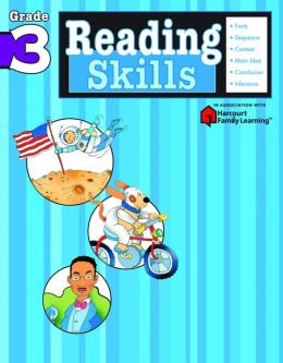 Reading Skills, Grade 3 (Flash Kids Reading Skills Series)