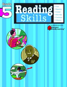 Reading Skills, Grade 5 (Flash Kids Reading Skills Series)