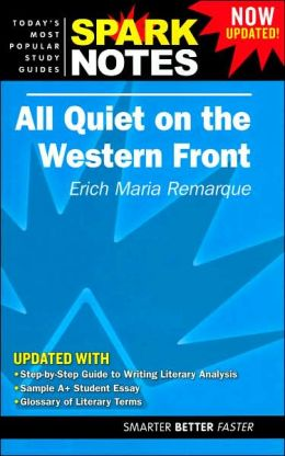 an analysis of the novel all quiet on the western front by erich maria remarkque Erich maria remarque (born erich paul remark 22 june 1898 – 25 september 1970) was a german novelist who created many works about the horrors of war his best known novel all quiet on the western front (1928), about german soldiers in the first world war, was made into an oscar-winning film.