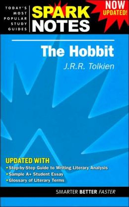 The Hobbit (SparkNotes Literature Guide Series)