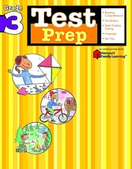 Test Prep: Grade 3 (Flash Kids Test Prep Series)