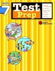 Book Cover Image. Title: Test Prep:  Grade 7 (Flash Kids Test Prep Series), Author: Flash Kids Editors