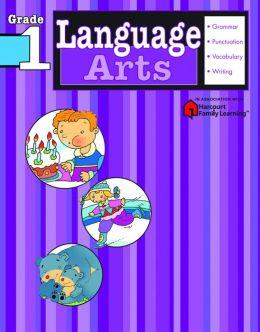Language Arts, Grade 1 (Flash Kids Language Arts Series)