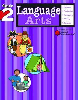 Language Arts, Grade 2 (Flash Kids Language Arts Series)