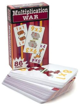 Multiplication War (Flash Kids Flash Cards)