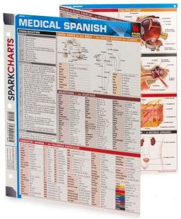 Medical Spanish (SparkCharts)