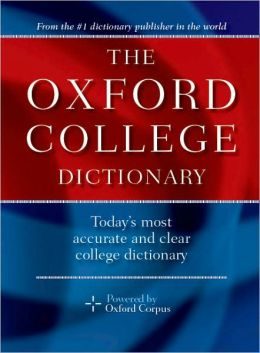 Oxford College Dictionary (Spark Publishing)