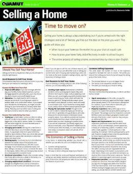 Selling a Home (Quamut)