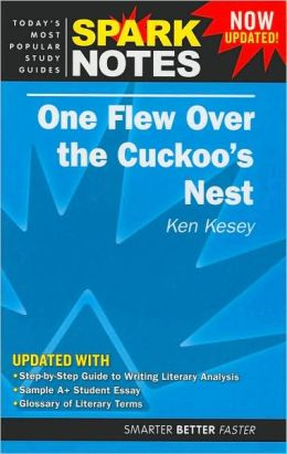 One Flew over the Cuckoo's Nest (SparkNotes Literature Guide Series)