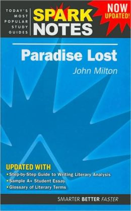 Paradise Lost (SparkNotes Literature Guide Series)