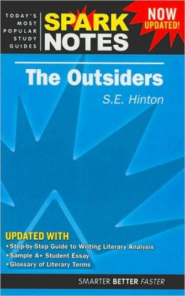The Outsiders (SparkNotes Literature Guide Series) by ...