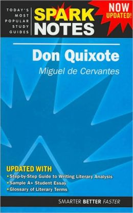 Don Quixote (SparkNotes Literature Guide Series)