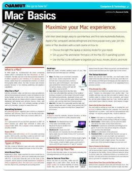 Mac Basics (Quamut)