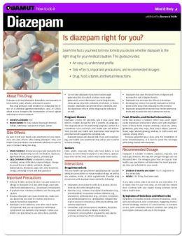 Diazepam (Quamut)
