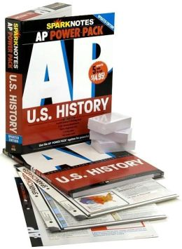 AP U.S. History Power Pack Revised Edition (Spark Notes Test Prep)