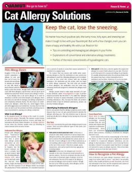 Cat Allergy Solutions (Quamut)