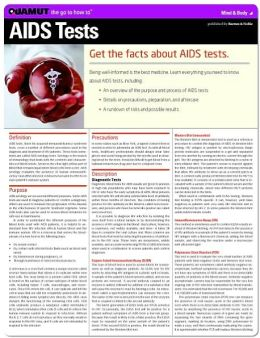 AIDS Tests (Quamut)