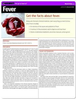 Fever (Quamut)