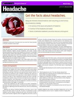 Headache (Quamut)