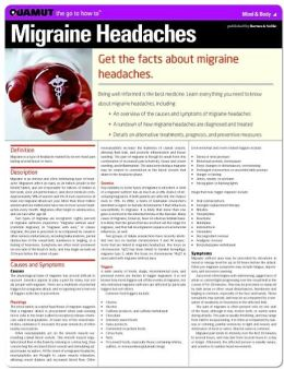 Migraine Headache (Quamut)