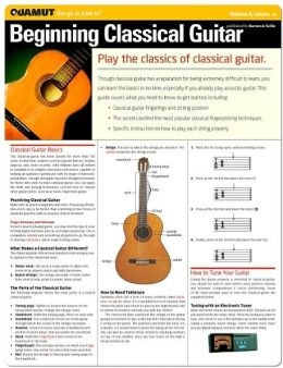 Beginning Classical Guitar (Quamut)