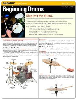 Beginning Drums (Quamut)