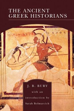 The Ancient Greek Historians (Barnes & Noble Library of Essential Reading)