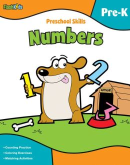Preschool Skills: Numbers (Flash Kids Preschool Skills)