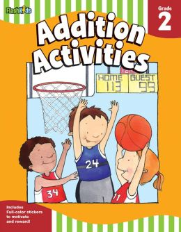 Addition Activities: Grade 2 (Flash Skills)