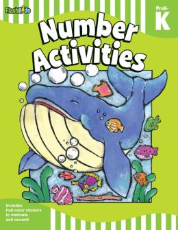 Number Activities: Grade Pre-K-K (Flash Skills)