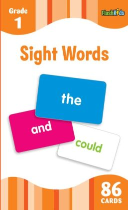 Sight Words (Flash Kids Flash Cards)