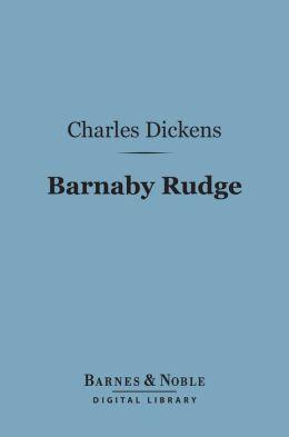 Barnaby Rudge (Barnes & Noble Digital Library)