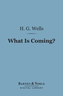 What is Coming? (Barnes & Noble Digital Library): A European Forecast