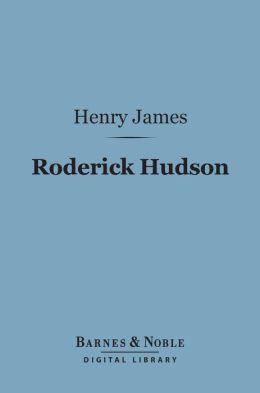 Roderick Hudson (Barnes & Noble Digital Library)