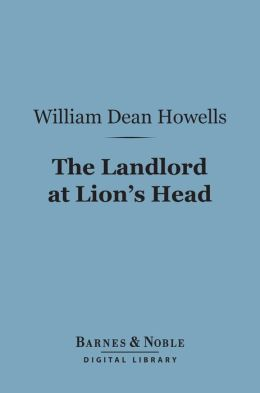 The Landlord at Lion's Head (Barnes & Noble Digital Library)