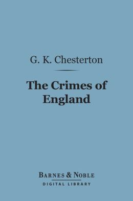 The Crimes of England (Barnes & Noble Digital Library)