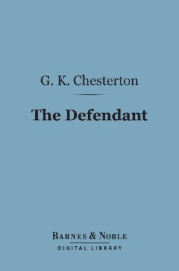 The Defendant (Barnes & Noble Digital Library)