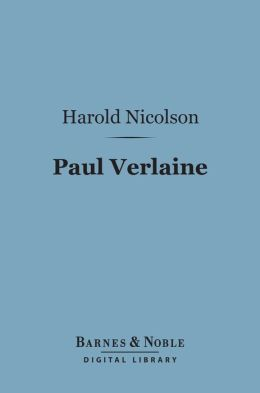 Paul Verlaine (Barnes & Noble Digital Library)