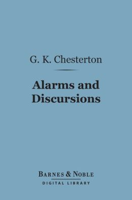 Alarms and Discursions (Barnes & Noble Digital Library)