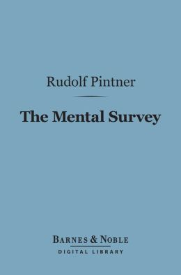 The Mental Survey (Barnes & Noble Digital Library)