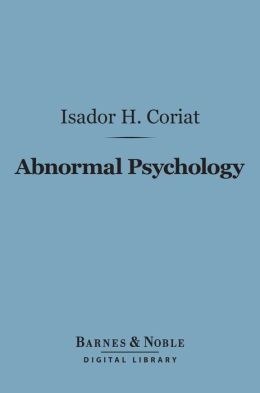 Abnormal Psychology (Barnes & Noble Digital Library)