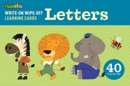 Letters (Write-On Wipe-Off Learning Cards Series)