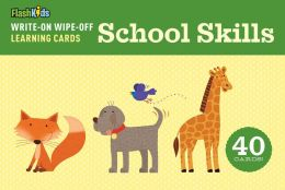 School Skills (Write-On Wipe-Off Learning Cards Series)