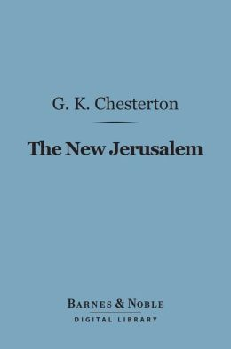 The New Jerusalem (Barnes & Noble Digital Library)
