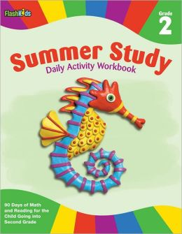 Summer Study Daily Activity Workbook: Grade 2 (Flash Kids Summer Study)