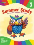 Book Cover Image. Title: Summer Study:  Grade 3 (Flash Kids Summer Study), Author: Flash Kids Editors