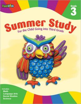 Summer Study: Grade 3 (Flash Kids Summer Study)