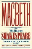 Book Cover Image. Title: Macbeth (Barnes & Noble Shakespeare) (PagePerfect NOOK Book), Author: William Shakespeare