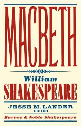 Macbeth (Barnes & Noble Shakespeare) (PagePerfect NOOK Book)